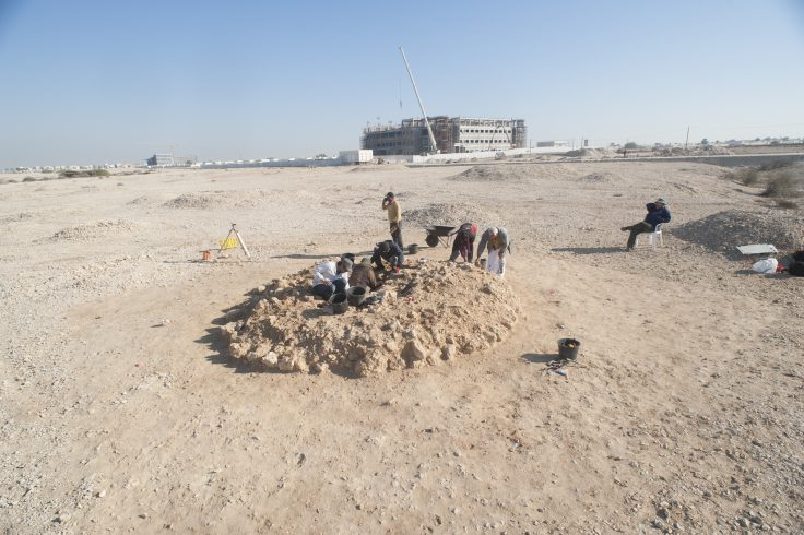 International Cooperation with Bahrain — The Land of Pearls, Oil and Burial Mounds (II): Archaeological Investigation by a Japanese Team and Its Discoveries