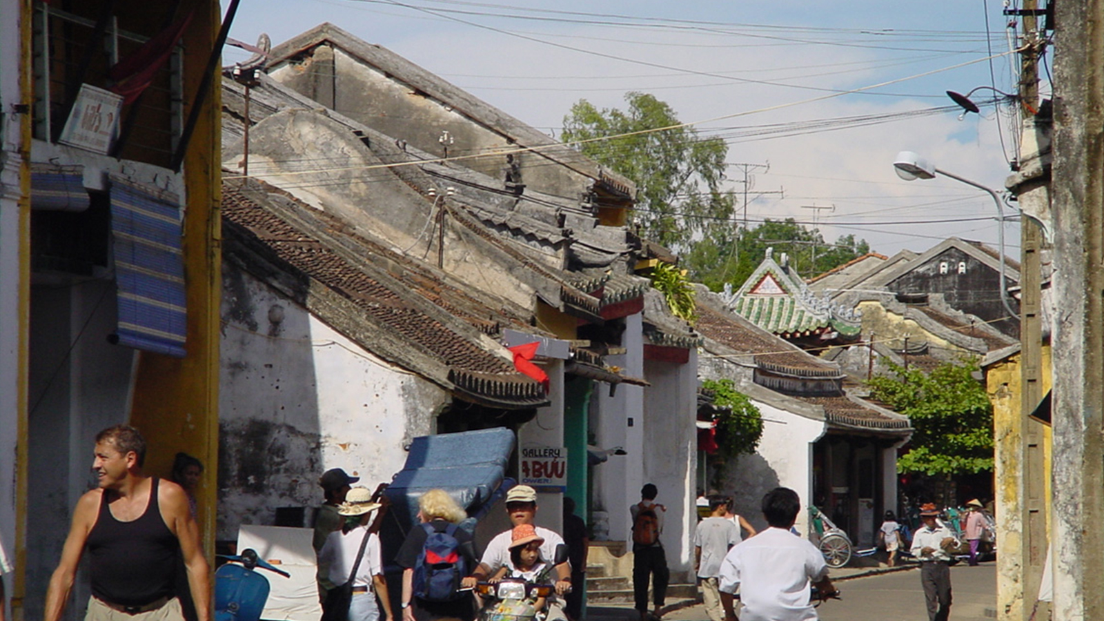 Hoi An Townscape Preservation Project
