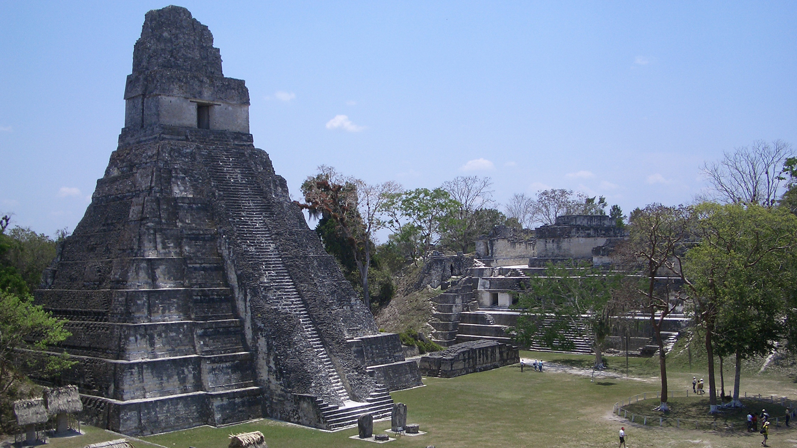 Management of the world heritage sites of Maya Civilization: North Acropolis project at Tikal