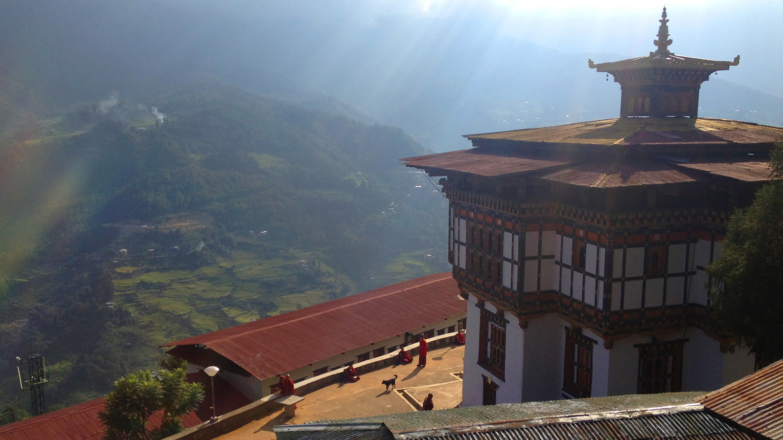 Support for development of a legal framework for cultural heritage in Bhutan