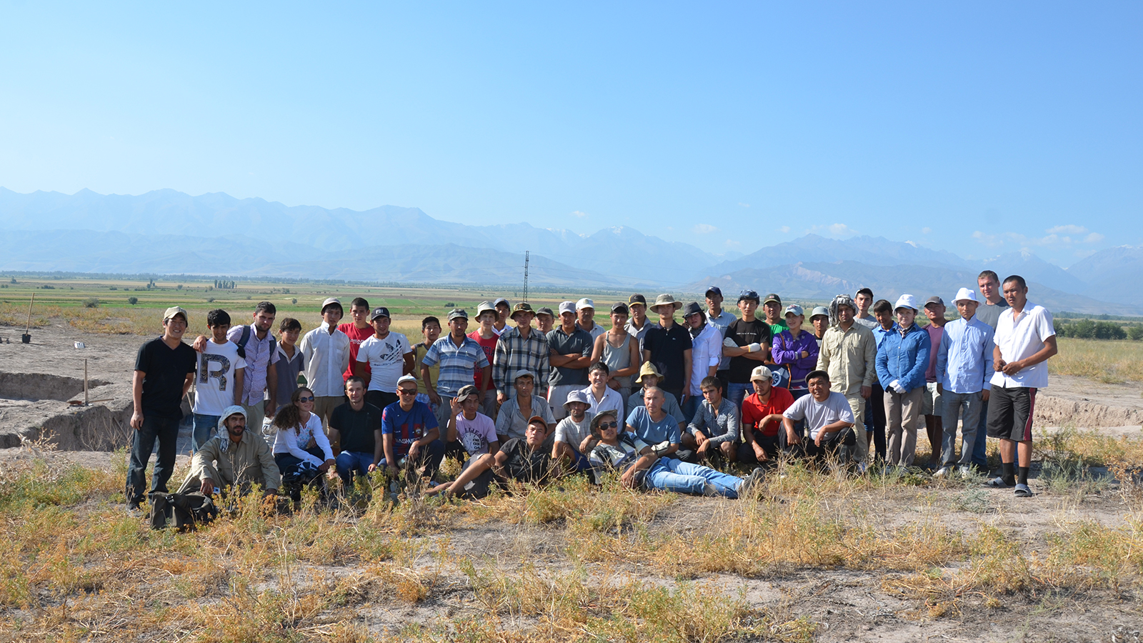 """Networking Core Centers for International Cooperation on Conservation of Cultural Heritage Project """"Training Workshop for the Protection of Cultural Heritage in Central Asia"""""""