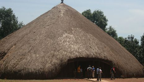 Reconstruction Project of the World Heritage Tombs of Buganda Kings at Kasubi