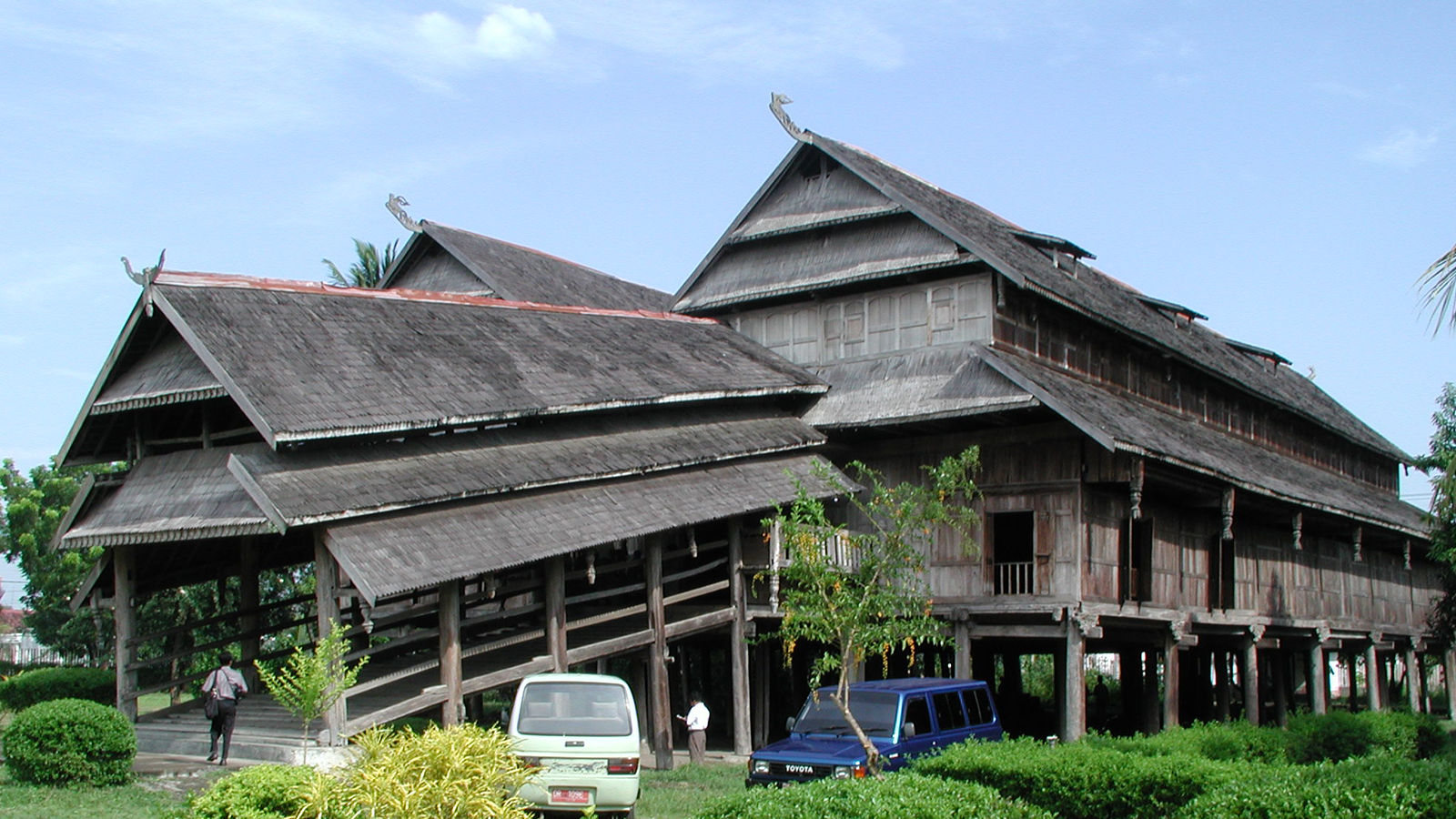 Cooperation Project for the Conservation of Traditional Wooden Buildings in Indonesia under the Cooperation Project for the Conservation and Restoration of Cultural Properties and Buildings in the Asia-Pacific Region