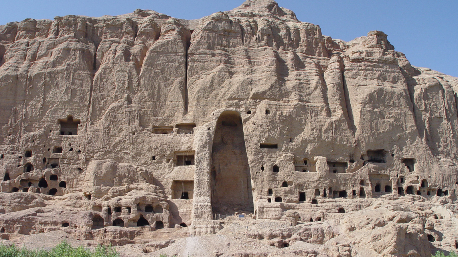 The projects to assist the conservation of cultural heritage in Afghanistan