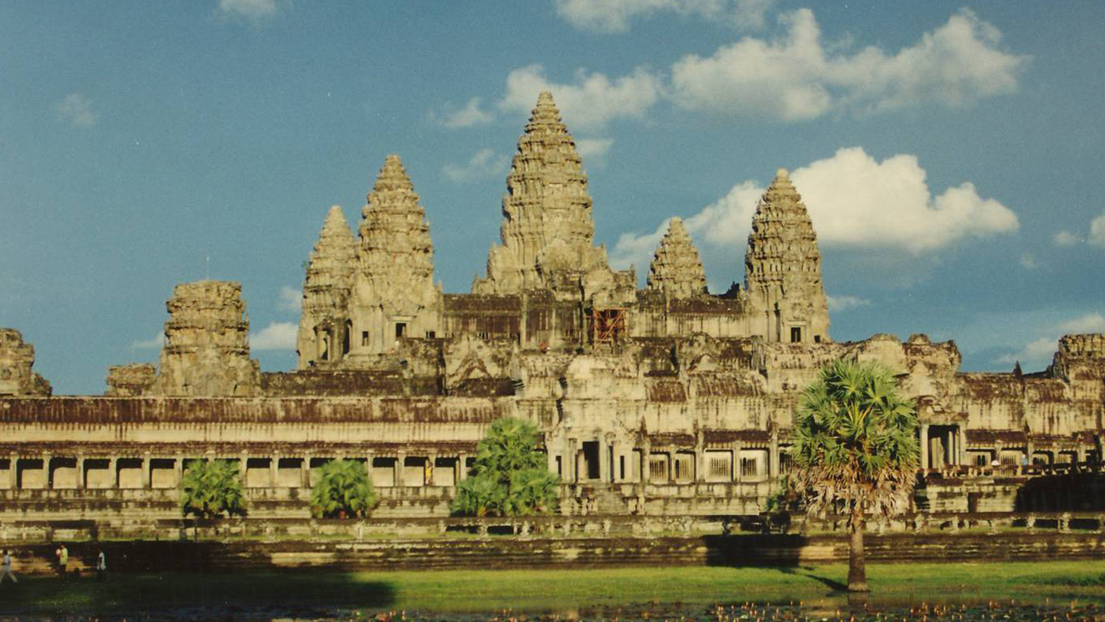 Preservation of Monuments and Human Resource Development in Cambodia