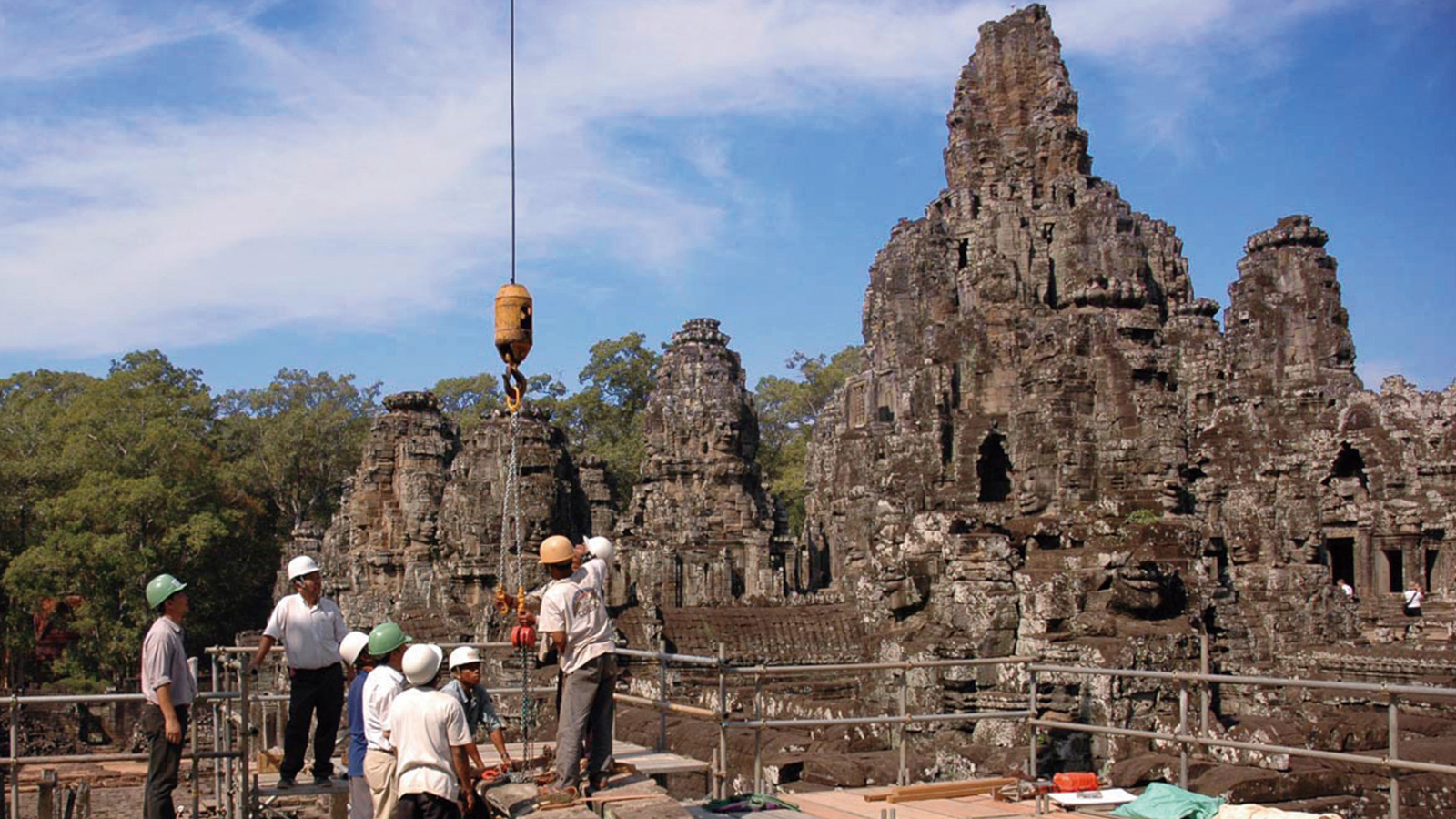 Project for Safeguarding Angkor
